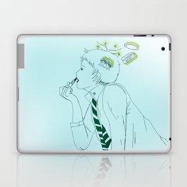Non Binary Draco Malfoy Laptop & iPad Skin