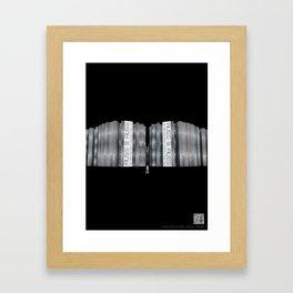 AUSS & AUSS - SEASON 1: THE GIFT - HEADQUARTERS Framed Art Print