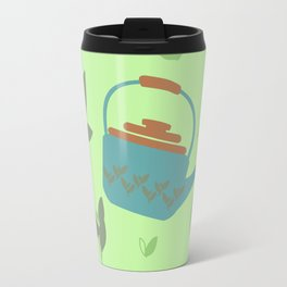 pattern for tea lovers Travel Mug