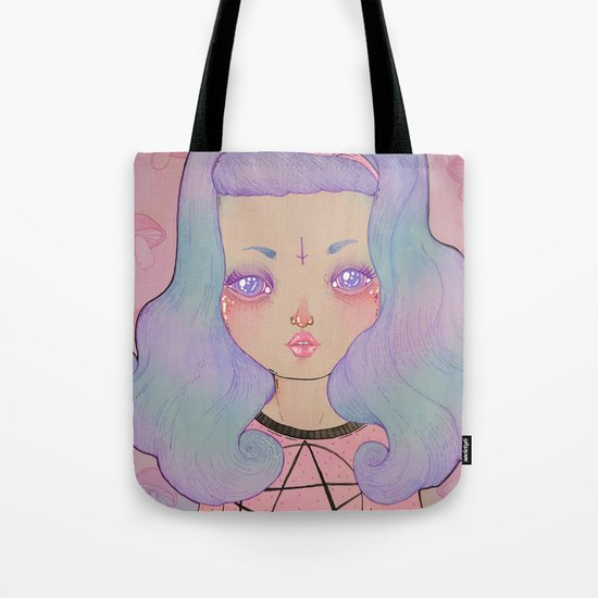 Amanita Tote Bag