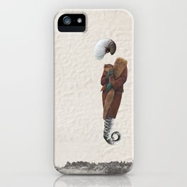 the ? iPhone Case