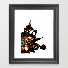 RabbitSunrise - Smashed Lead (MOB) 19-08-2010 Framed Art Print