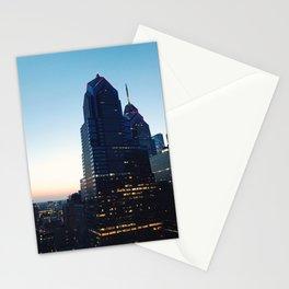 philadelphia, always Stationery Cards