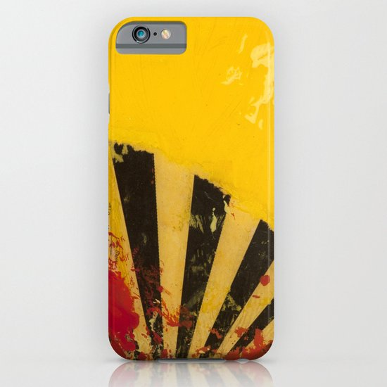YELLOW5 iPhone & iPod Case