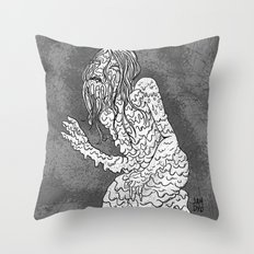 Slime Throw Pillow