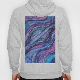 waves of grey Hoody