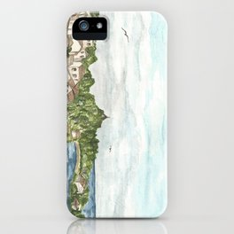 Cadaques iPhone Case