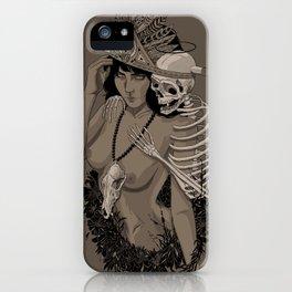 Purient iPhone Case