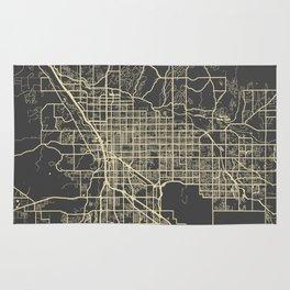 Tucson Map Rug