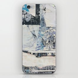 Ode to Denia, Spain (Exhibit D) iPhone Skin