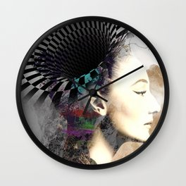 Women 8 Wall Clock