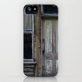 Door and Window iPhone Case