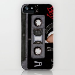 Bad-The Tape iPhone Case