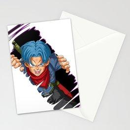 Mirai Trunks Dragon ball super Stationery Cards