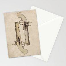 Flintlocks Stationery Cards
