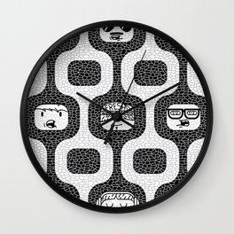 Ipanema - RJ Wall Clock