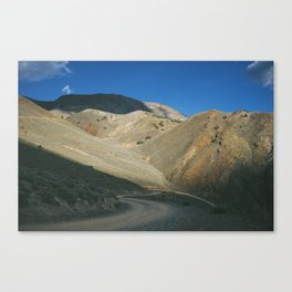 Eastern Sierra Excursion Canvas Print