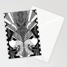 Expanding Mind Stationery Cards
