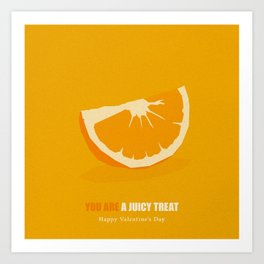 You Are ... Sweet Illustration Collection Art Print