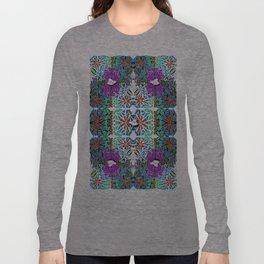 Symmetrical Mouse (-35) Long Sleeve T-shirt