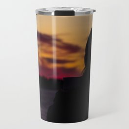 BEDOUIN SUNSET III Travel Mug
