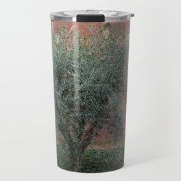 Rome, Olive tree in the Park Travel Mug