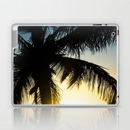 Palm Beach Gold Laptop & iPad Skin