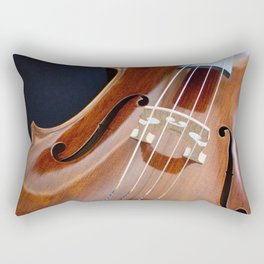 Cello Admiration Rectangular Pillow