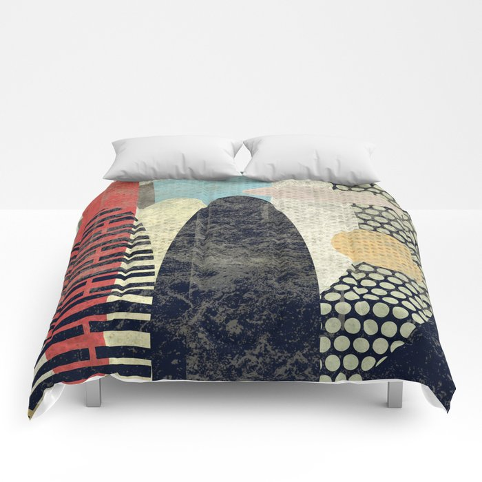 Abstraction I Comforters