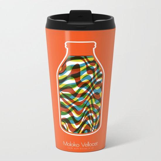 Moloko Vellocet Metal Travel Mug