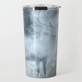 Stag Patronus Travel Mug