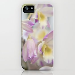 Orchid Dream iPhone Case