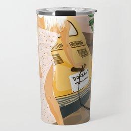 Tour #illustration Travel Mug