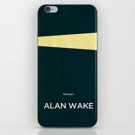 Remedy's Alan Wake iPhone Skin
