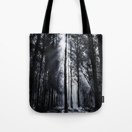 In the Woods V Tote Bag