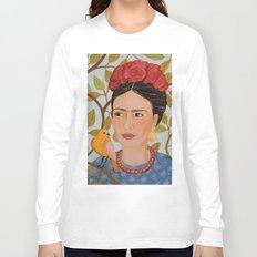 viva Frida Long Sleeve T-shirt