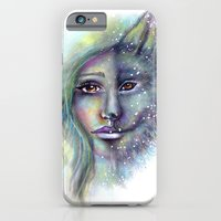 Wolf Woman iPhone 6s Slim Case