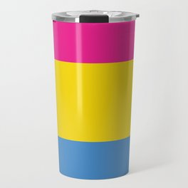 Pansexual Pride Travel Mug