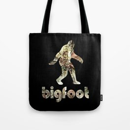 Bigfoot Predator Tote Bag