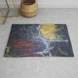 Impulsive: Playing with Fire Rug