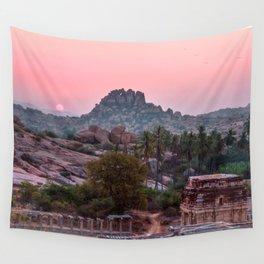 Jungle book: sunrise Wall Tapestry