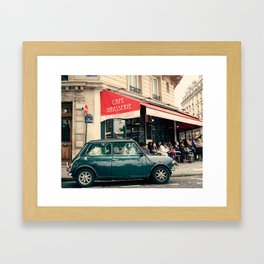Paris Iles Framed Art Print