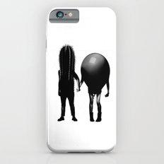 Couple B&W Slim Case iPhone 6s