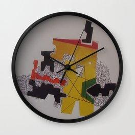 LA PEREGRINACION Wall Clock