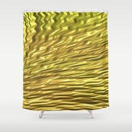 Squalling Harpoon Fractal Design 3 Shower Curtain