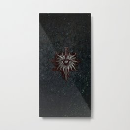 The Inquisition Metal Print