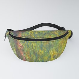 "Claude Monet ""Weeping Willow"" Fanny Pack"