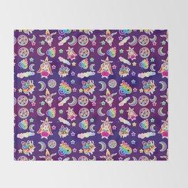 1997 Neon Rainbow Occult Sticker Collection Decke