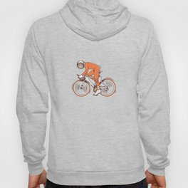 All I wanna do is bicycle Hoody
