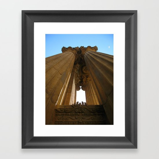 Palace of Fine Arts III Framed Art Print